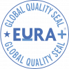 The EuRA Global Quality Seal Plus Logo